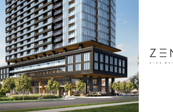 Zen King West Condos